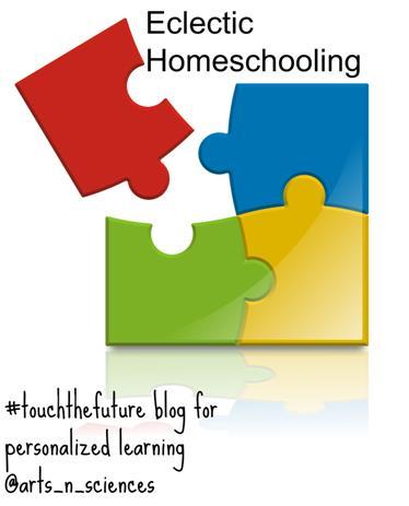 eclectic homeschooling puzzle