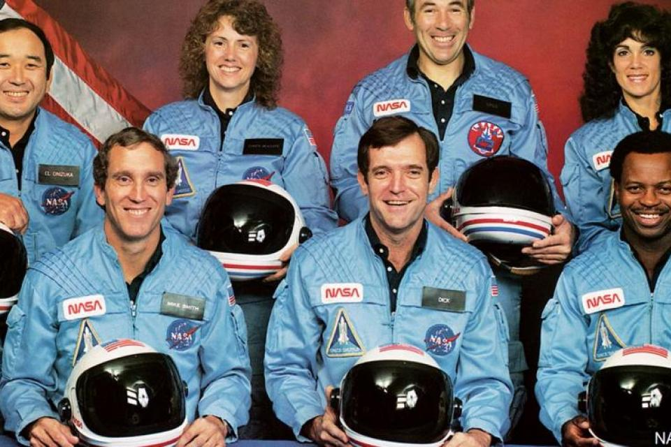 <div class='homepage-block-latest-news'>Honoring Christa McAuliffe 34 years after the Challenger Disaster</div>