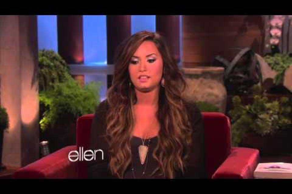 <div class='homepage-block-latest-news'>Demi Lovato Turned to School at Home Because of Bullying</div>